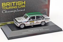 Triumph Dolomite #40 BTCC Champion 1975 Andy Rouse