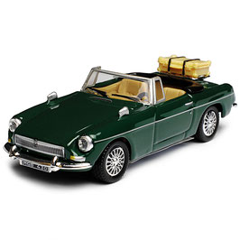 MG B Roadster 1962 dunkelgrün