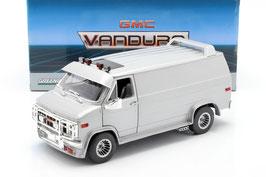 GMC Vandura Custom 1983 silber met.