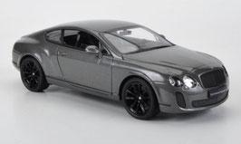 Bentley Continental Supersports 2009-2017 dunkelgrau met.