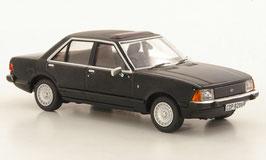 Ford Granada MK II 2.8i Ghia 1978-1981 RHD schwarz