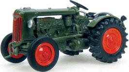 Hürlimann H12 Traktor 1951 grün / rot
