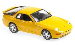 Porsche 968 CS 1993-1995 gelb