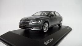 Skoda Superb III Limousine seit 2015 dunkelgrau met.