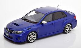 Subaru Impreza WRX STi S206 Sedan 2011-2012 blau met.