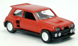 Renault 5 Maxi Turbo Kit 1986 rot