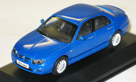 MG ZT Sedan Serie II 2004-2005 RHD blau