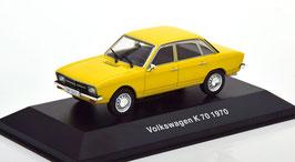 VW K 70 1970-1975 gelb