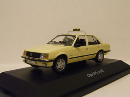 Opel Rekord E Phase I 1977-1982 TAXI beige