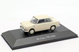 BMW 700 De Carlo 1960 creme