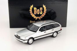 Mercedes-Benz C220 T-Modell S202 Phase II 1995-1997 silber met.