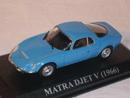 Matra Djet V 1964-1968 blau