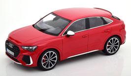 Audi RS Q3 Sportback F3 seit 2020 Tango rot