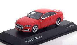 Audi S5 Coupé F5 seit 2016 Misano rot