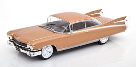 Cadillac Eldorado Coupé 1959 hellbraun met.