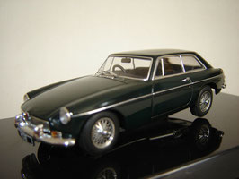 MG B GT MK II 1967-1972 RHD British Racing green