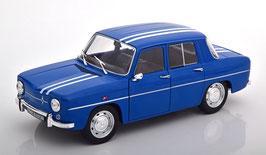 Renault 8 Gordini 1100 1964-1967 dunkelblau / weiss