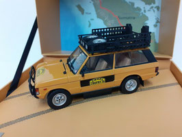 Range Rover 4x4 Sumatra 1981 Camel Trophy ocker / Decor