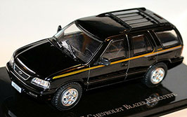 Chevrolet Blazer Executive 1997 schwarz / Decor