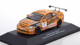 Honda Integra Type-R #1 BTCC Champion 2006 Matt Neal / Team Halfords