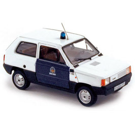 "Seat Panda 1980-1986 ""Guardia Urbana Spanien weiss / dunkelblau"
