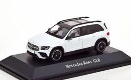 Mercedes-Benz GLB X247 seit 2020 weiss met. / schwarz