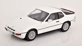 Porsche 924 Turbo 1979-1982 weiss / schwarz