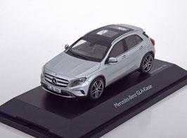 Mercedes-Benz GLA-Klasse X156 Phase I 2013-2017  silber met.