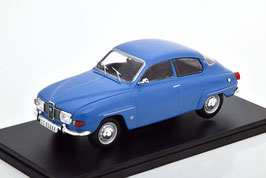 Saab 96 V4 Phase III 1969-1974 blau