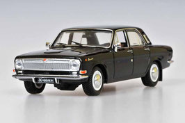 GAZ Wolga M24 Limousine 1970-1977 schwarz