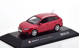 Seat Ibiza IV ST Phase I 2010-2012 dunkelrot met.