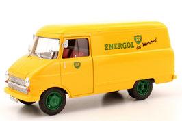 "Opel Blitz Kastenwagen 1960-1965 gelb ""BP Energol"""