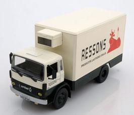 Berliet 130 B11 Kühl-Kasten 1978 Ressons weiss / dunkelgrün
