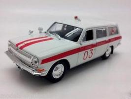 Wolga / GAZ 24-03 Kombi 1968-1985 Krankenwagen