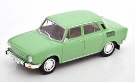 Skoda 100 L 1969-1977 hellgrün