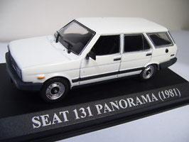 Seat / Fiat 131 Kombi Phase III 1981-1985 weiss