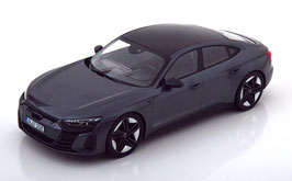 Audi RS e-tron GT seit 2021 Daytona grau / schwarz
