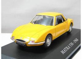 Matra 530 1967-1973 gelb
