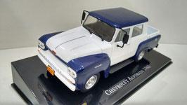 Chevrolet Alvorada DoKa Pick Up 1962 dunkelblau / weiss / Brasil