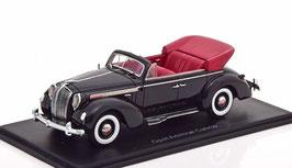 Opel Admiral Cabriolet 1937-1939 schwarz