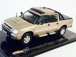 Chevrolet S-10 Pick Up III Doka ab 2009 gold met. / Brasil