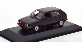 VW Golf II GTI Phase I 4-Türer 1984-1987 schwarz