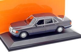 Mercedes-Benz 560 SEL V126 1987-1991 violett met.