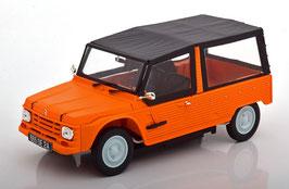 Citroën Mehari 1968-1987 orange / schwarz
