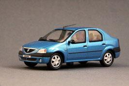 Dacia Logan Phase I 2004-2008 blau met.