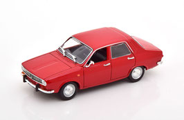 Renault 12 Berline Phase I 1969-1975 rot