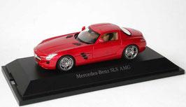Mercedes-Benz SLS AMG Coupé C197 2009-2014 Le Mans rot met.