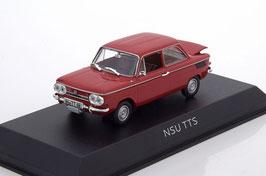 NSU Prinz TTS 1967-1971 rot