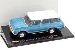 Chevrolet Veraneio S / Luxe 1964-1989 hellblau met. / weiss / Brasil
