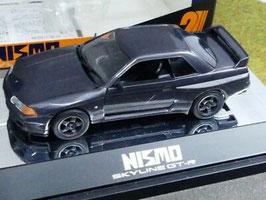 Nissan Skyline R32 GT-R Nismo 1993 dunkelgrau